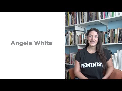Interview with Angela White (видео)