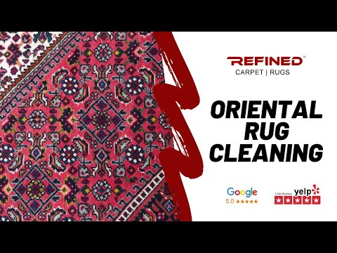 Persian and Oriental Area Rug Cleaning Service Orange County I (714) 465-5377