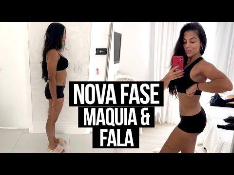 Nutricionista - NOVA FASE! MAQUIA & FALA