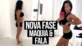 NOVA FASE! MAQUIA & FALA