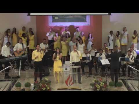 Cantata Jovem 2013 (1º Dia - HD)