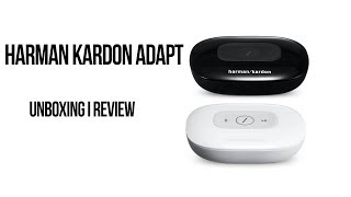 Harman Kardon Adapt - Unboxing i review
