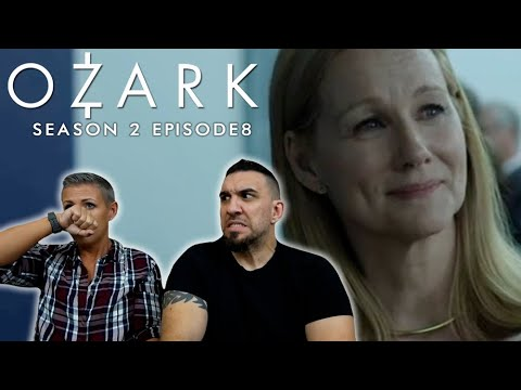 Ozark Season 2 Episode 8 'The Big Sleep' REACTION!!