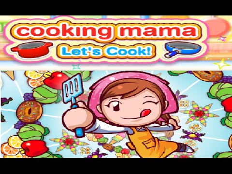 COOKING MAMA  - Serie Parte 1 Gameplay