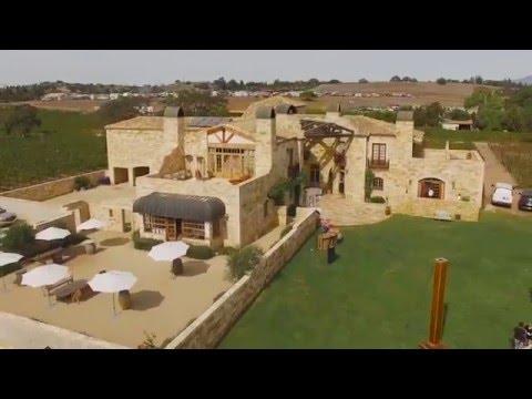 Sunstone Winery Wedding - Santa Barbara Weddings