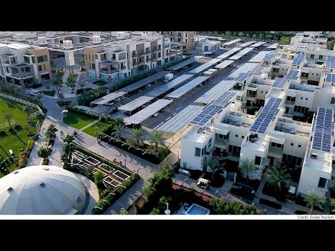 Ντουμπάι: Η βιώσιμη πόλη