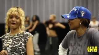Rihanna - Where Have You Been (Dance Rehearsal)
