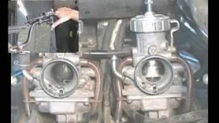 7. Banshee Carb Syncing