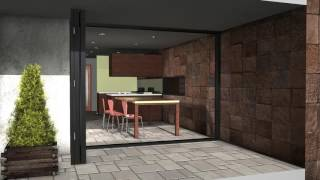 Zipline Single for Bi-fold door