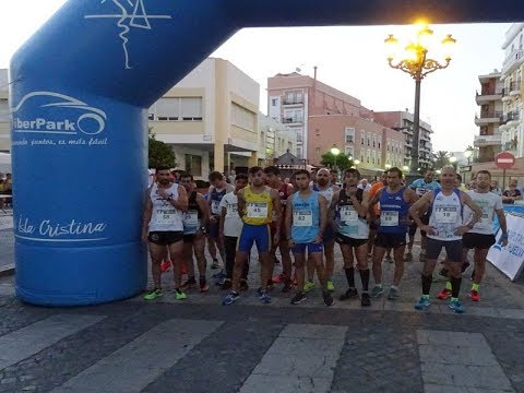 XVII Milla Urbana Nocturna Ciudad de Isla Cristina