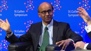 Video An investigative interview: Singapore 50 years after independence - 45th St. Gallen Symposium MP3, 3GP, MP4, WEBM, AVI, FLV Februari 2019