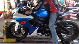 Download Lagu Motoneve 2015 - GSXR 750 Suzuki - Top Speed 324 km/h Mp3