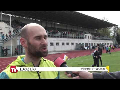 TVS: Zpravodajství Kyjov - 25.4.2016