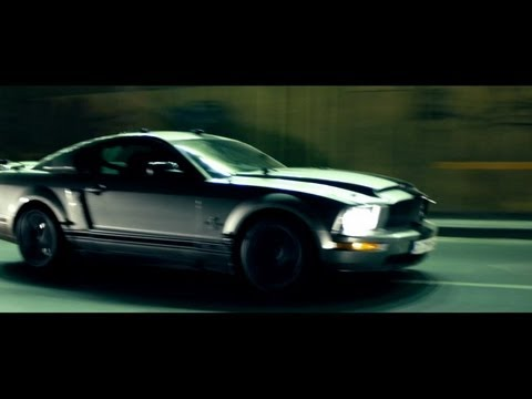 Getaway Featurette 'Destroying a Custon Shelby'