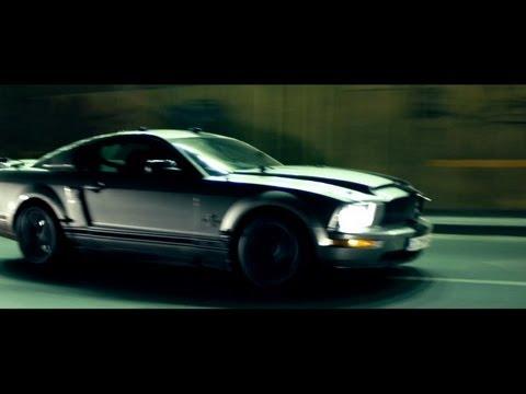 Getaway (Featurette 'Destroying a Custon Shelby')
