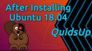 Video Top 14 Things To Do After Installing Ubuntu 18.04 MP3, 3GP, MP4, WEBM, AVI, FLV Juni 2018