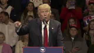 Cincinnati (OH) United States  City new picture : Donald Trump AMAZING SPEECH at USA THANK YOU Tour 2016 Rally in Cincinnati, Ohio HD STREAM FULL ✔