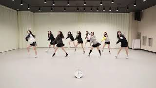 Nonton Fromis 9                                      Glass Shoes  Choreography Ver   Mirrored  Film Subtitle Indonesia Streaming Movie Download