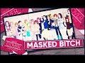 KAZU POKAZAŁ TWARZ?! +18「Masked Bitch」 - Cover by na pewno nie Kazu [Happis Version]