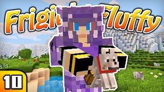 FRIGIEL & FLUFFY : Un mini Fluffy ? | Minecraft - S6 Ep.10