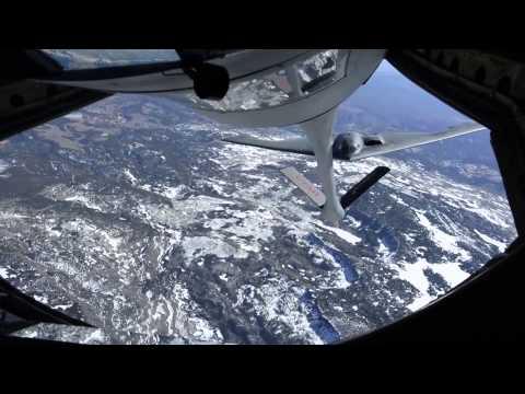 A Utah Air National Guard aircrew...