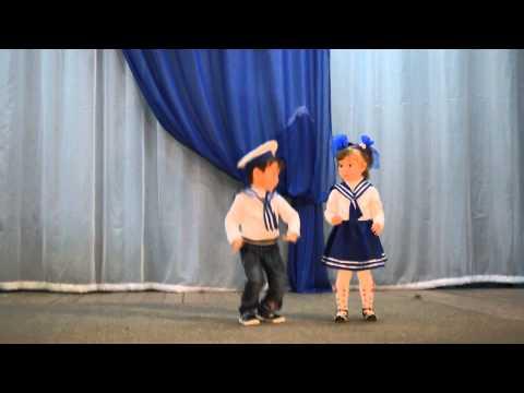 Ты морячка я моряк