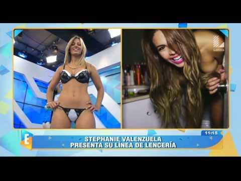 Video Stephanie Valenzuela presentó un sensual desfile de ropa interior download in MP3, 3GP, MP4, WEBM, AVI, FLV January 2017