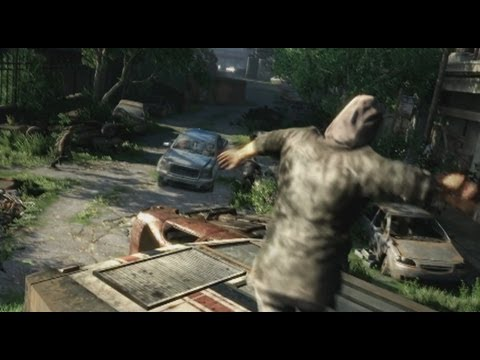 the last of us the truck - Joel and Ellie won't have an easy road ahead of them. Their path across the US will intersect with other survivors, some of whom won't be friendly. In this s...