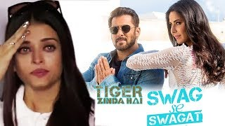 Aishwarya Rai Bachchan Crying, Swag Se Swagat Song | Top 5 REASONS