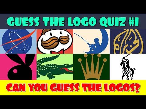 Guess the Company Logo  Logo Trivia Quiz  Logo Game  Logo Challenge  Logo Quiz with Answers