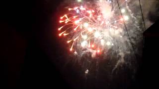 Saint Marys (PA) United States  city pictures gallery : fireworks 2015 st marys pa part 1