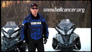 9. 2013 Yamaha Crossover Snowmobiles introducti...