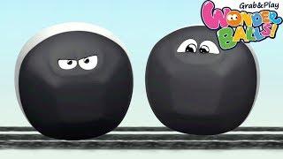 Video Colors With Running Squishy Balls Vs Funny WonderBalls | Squishy Balls Coloring Video for Kids MP3, 3GP, MP4, WEBM, AVI, FLV Februari 2019
