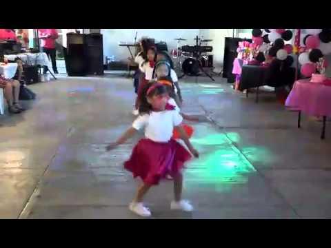 Baile de La chica yeye