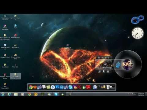 Tutorial – Descarga e instala Gadgets Nuevos Para Tu PC!