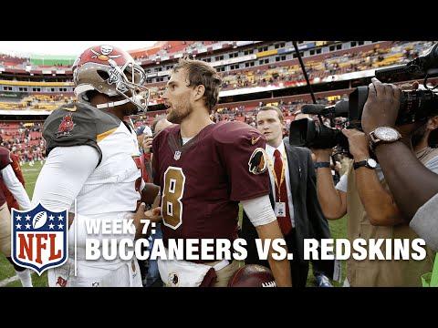 "Kirk Cousins ""YOU LIKE THAT!"" | Buccaneers vs. Redskins | NFL"