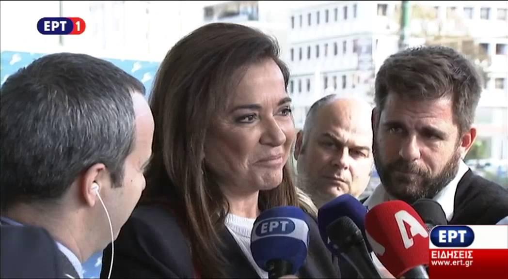 Ντ. Μπακογιάννη: Στα γραφεία της Λ. Συγγρού πνέει νέος αέρας