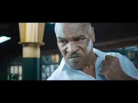 """EPIC FIGHT! Mike Tyson vs Donnie Yen from the movie """"Ip Man 3"""""""