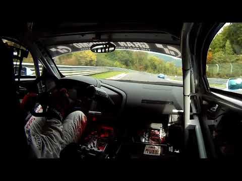 Phoenix Audi vs. Falken Porsche: Onboard NÜRBURGRING