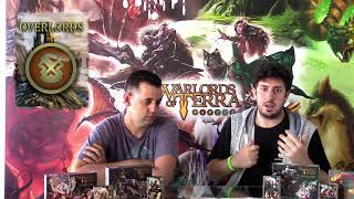 WARLORDS OF TERRA