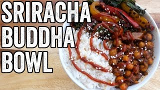 SRIRACHA BUDDHA BOWL | Fat Boy Slimming #8 by  My Virgin Kitchen