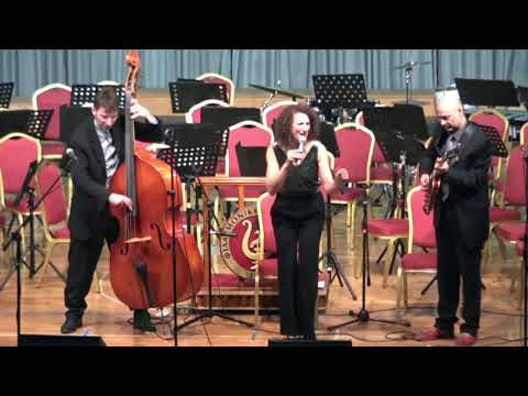 Petra Ernyei Trio - concert in Greece - Loutraki - for the Red Cross
