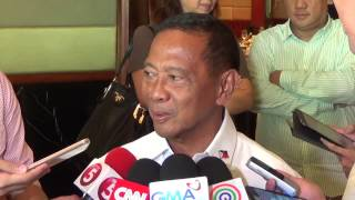 Binay on LP survey: We have to respect their press release