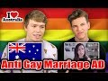 foto Gay Americans React to Anti-Gay Australian Ad | Austin and Patrick Borwap