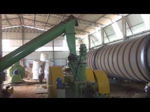 Fabrica de Briquetes Leneco