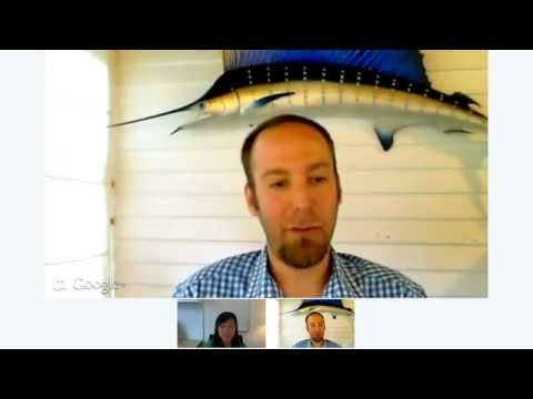 Hangout on Air: Blogging for Your Business