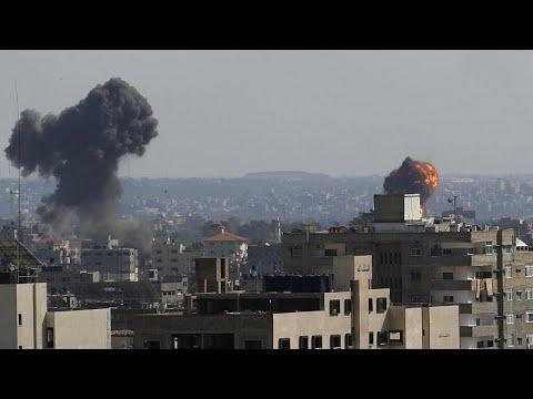 """une """"raclée"""" promet Netanyahou, un """"enfer"""" répond le Hamas"""