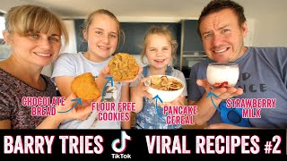 4 Viral TikTok recipes put to the test 2 | Barry tries #27 by  My Virgin Kitchen