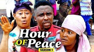 Video Hour Of Peace Season 1 - (New Movie) 2018 Latest Nigerian Nollywood Movie Full HD | 1080p MP3, 3GP, MP4, WEBM, AVI, FLV September 2018