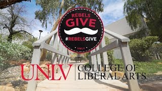 #RebelsGive: Support the UNLV College of Liberal Arts